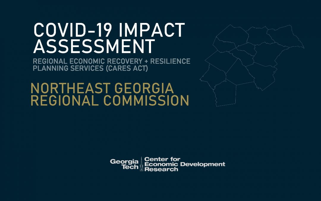 Northeast Georgia COVID-19 Economic Impact Assessment