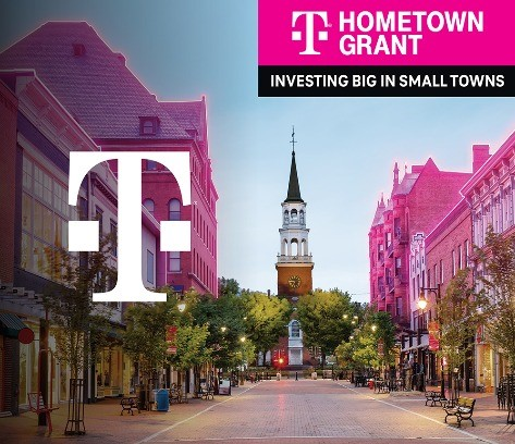 Smart Growth America and T-Mobile Hometown Grant