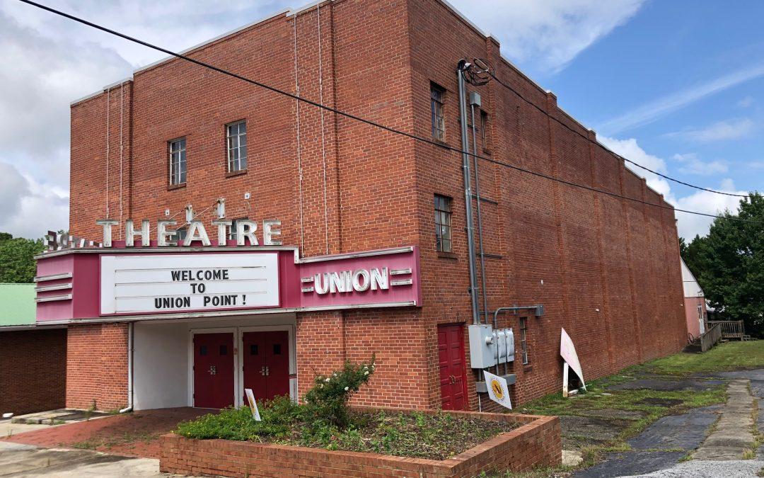 Union Point Awarded Fox Theatre Institute Grant