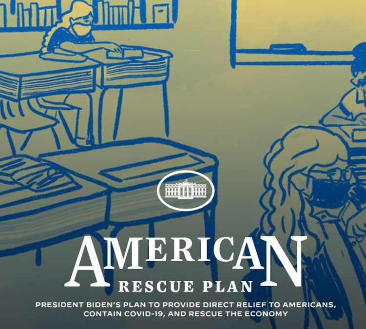 American Rescue Plan Act – Local Fiscal Recovery